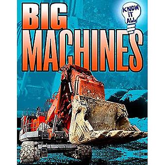 Connaissons tous: grandes Machines