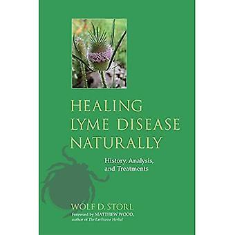 Healing Lyme sjukdom naturligt: Historia, analys och behandlingar