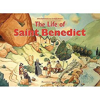 Het leven van Sint-Benedictus
