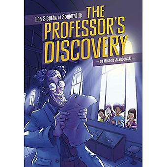The Professor's Discovery (The Sleuths of Somerville: The Sleuths of Somerville)