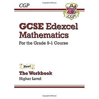 Ny GCSE matematik Edexcel arbetsbok: Högre - för betyget 9-1 kurs