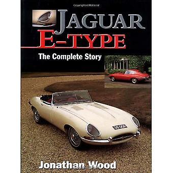 Jaguar E-type: La storia completa (Crowood AutoClassic)