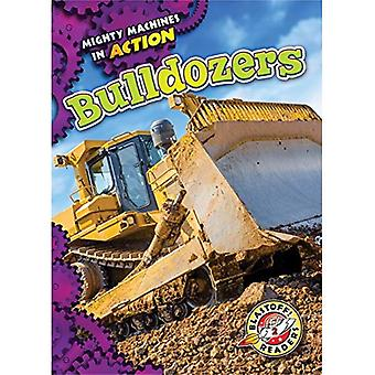 Bulldozers (Mighty Machines in Action)