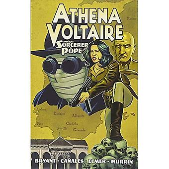 Athena Voltaire and the Sorcerer Pope