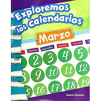Exploremos Los Calendarios (utforska kalendrar) (spansk Version) (primär källa läsare)