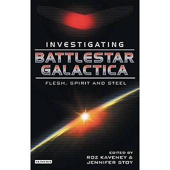 Battlestar Galactica par Roz Kaveney