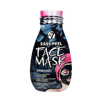 W7 Easy Peel Charcoal Face Mask