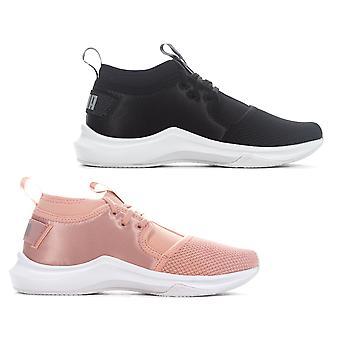 Puma Phenom Satin Lo En Pointe Womens Fitness Training Trainer Shoe