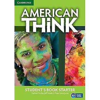 Amerikanske tænke Starter Student's Book