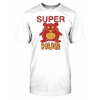 Super Hug - lustige Herren-T-Shirt