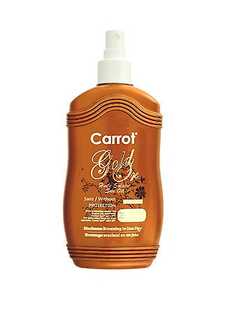 Carrot Sun® Tan Accelerator Gold Spray 200ml