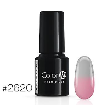 Gel Polish-Farbe es Premium - Thermo-* 2620 UV Gel/LED