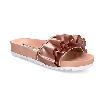 INC International Concepts Womens Abena Open Toe Casual Slide Sandals