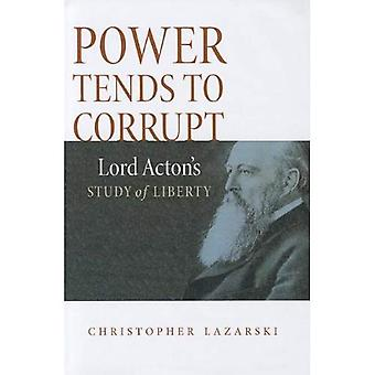 Potere tende a corrompere