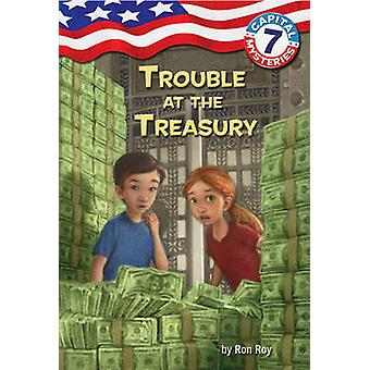 Trouble at the Treasury by Ron Roy - Timothy Bush - 9780375839696 Book