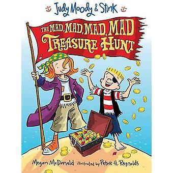 Judy Moody & Stink - The Mad - Mad - Mad - Mad Treasure Hunt by Megan