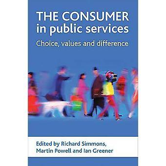 Konsument i offentliga tjänster-val-värderingar och skillnader-978