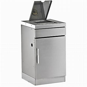 Beefeater 77040 BBQ Kitchen Side Burner Unit - Stainless Steel