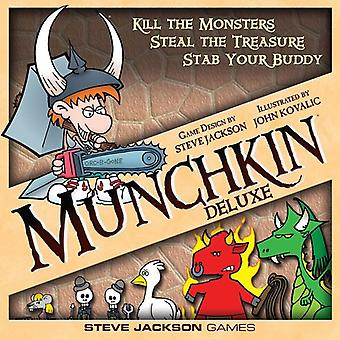 Munchkin Deluxe Card Game