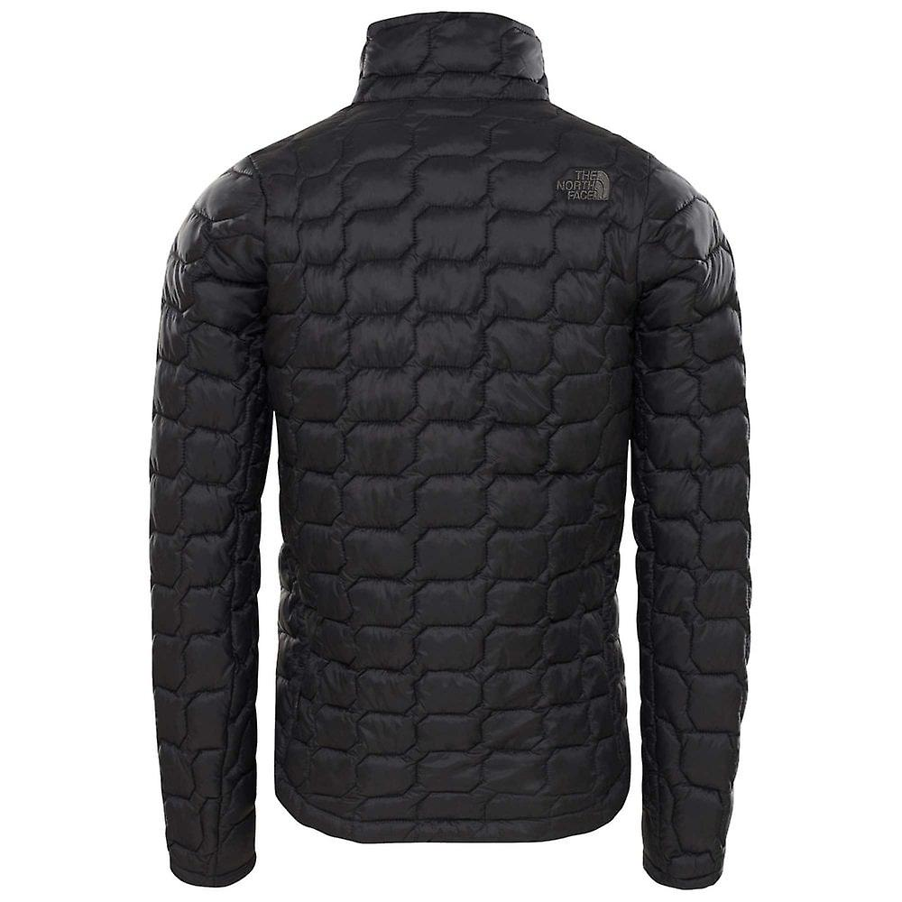 The North Face Black Boys Thermoball Full Zip Jacket