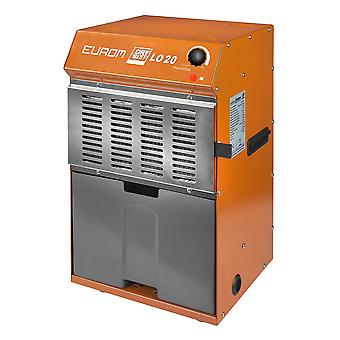 Eurom LO20-dehumidifier-Construction dryer