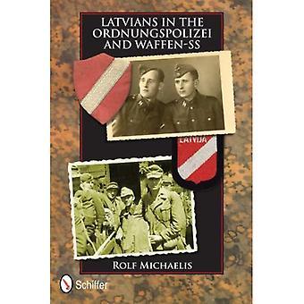 Letões no Ordnungspolizei e Waffen-SS