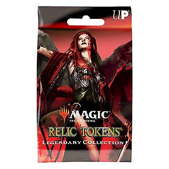 Ultra Pro Relic Tokens Legendary Collection Magic The Gathering