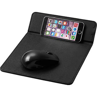 Avenue Rodent Wireless PU Leather Charging Mouse Pad