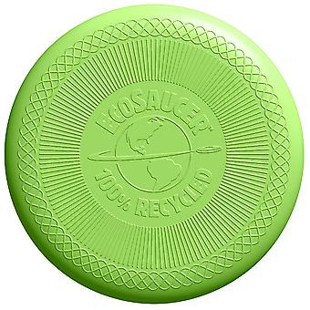 Green Toys EcoSaucer Flying Disc jardin extérieur actif BPA libre Eco Friendly