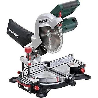 Metabo KS 216 M Lasercut Compound mitre saw (619216000), , , 216 x 30 mm