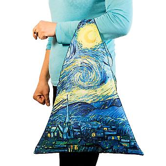 Tote bag motif starry night van Gogh