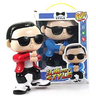 29cm Dancing PSY Gangnam Style Sound and Singing Figure Toy