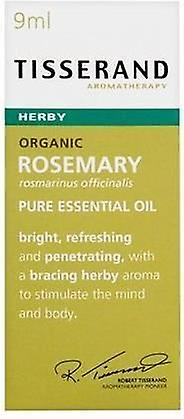 Tisserand Aromatherapy Organic Rosemary Essential Oil