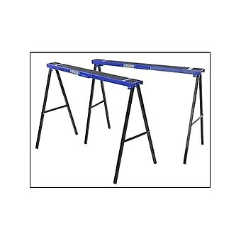 Faithfull Steel Trestles (set 2)