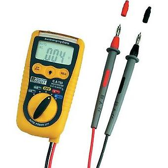 Handheld multimeter Chauvin Arnoux C.A 703 Calibrated to: Manufacturer standards