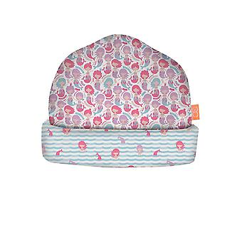 Magnificent Baby Magnetic Me™ Oh My Mermaid Reversible Baby Cap