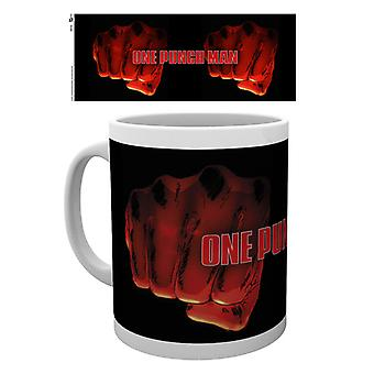 One Punch Man Fist Mug