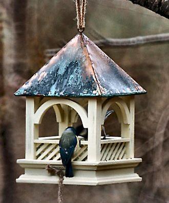 Bemton Hanging Bird Table 30x18x18cm