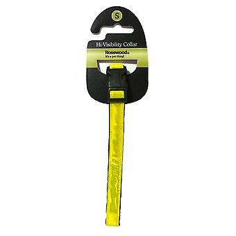 High Visibility Collar Yellow Small