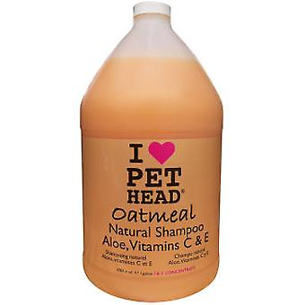 Pet Head Pet Head Oatmeal Shampoo 3.79L (Natural)