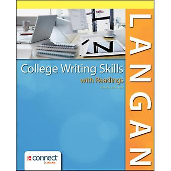 College Writing Skills with Readings (Paperback) by Langan John