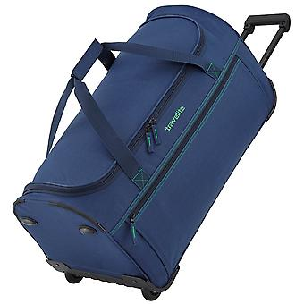 Travelite basics Duffel trolley travelbag with wheels 83 L 096278