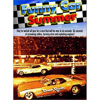 Funny Car Summer [DVD] USA import