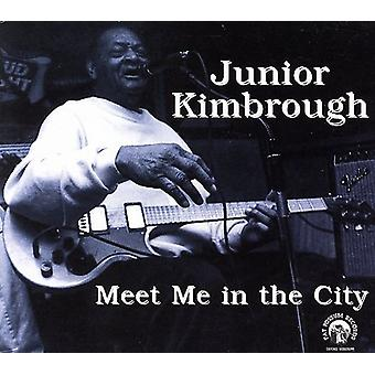 Junior Kimbrough - Meet Me in the City [Vinyl] USA import