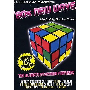 80s New Wave Rockstar Interviews [DVD] USA import
