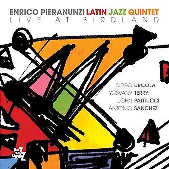 Pieranunzi, Enrico Latin Jazz Quintet - Live på Birdland [CD] USA import