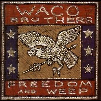 Waco Brothers - Freedom & Weep [CD] USA import