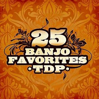 Tdp - 25 Banjo Favorites [CD] USA import