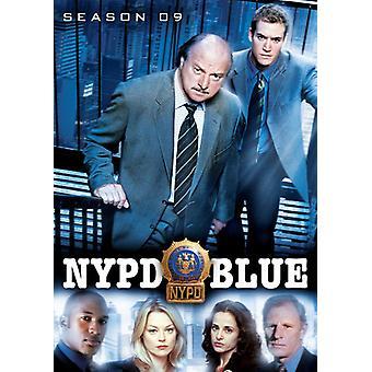 Nypd Blue: Season Nine [DVD] USA import