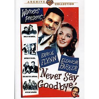 Say Goodbye [DVD] USA nie importieren